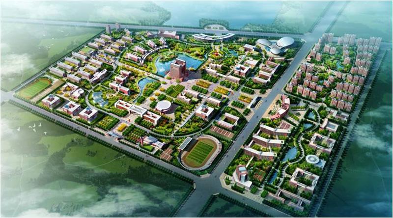 中国医科大学沈北新校区