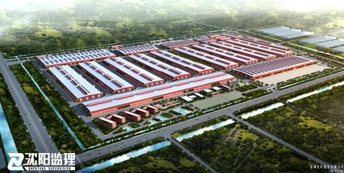 盘锦忠旺铝业有限公司150万吨高精铝挤压及铝加工亚搏下载