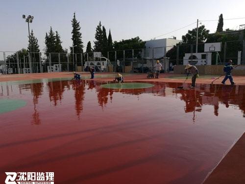 援突尼斯青年文化体育中心升级改造亚搏下载