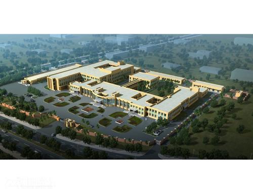 援安哥拉罗安达省总医院维修改扩建亚搏下载
