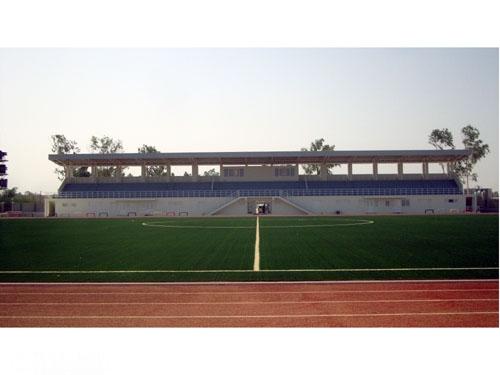 援塞内加尔姆布尔市、法蒂克和考拉克三座地区体育场亚搏下载