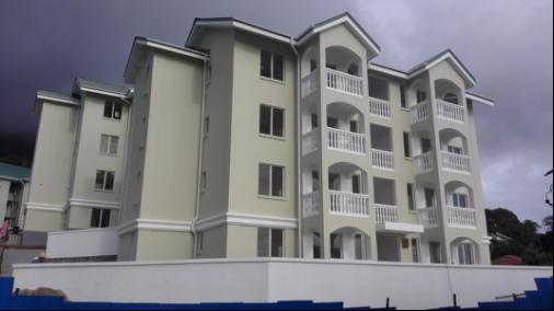 援塞舌尔住房项目一期工程顺利通过竣工验收