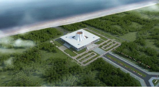 援冈比亚国际会议中心中期验收纪实