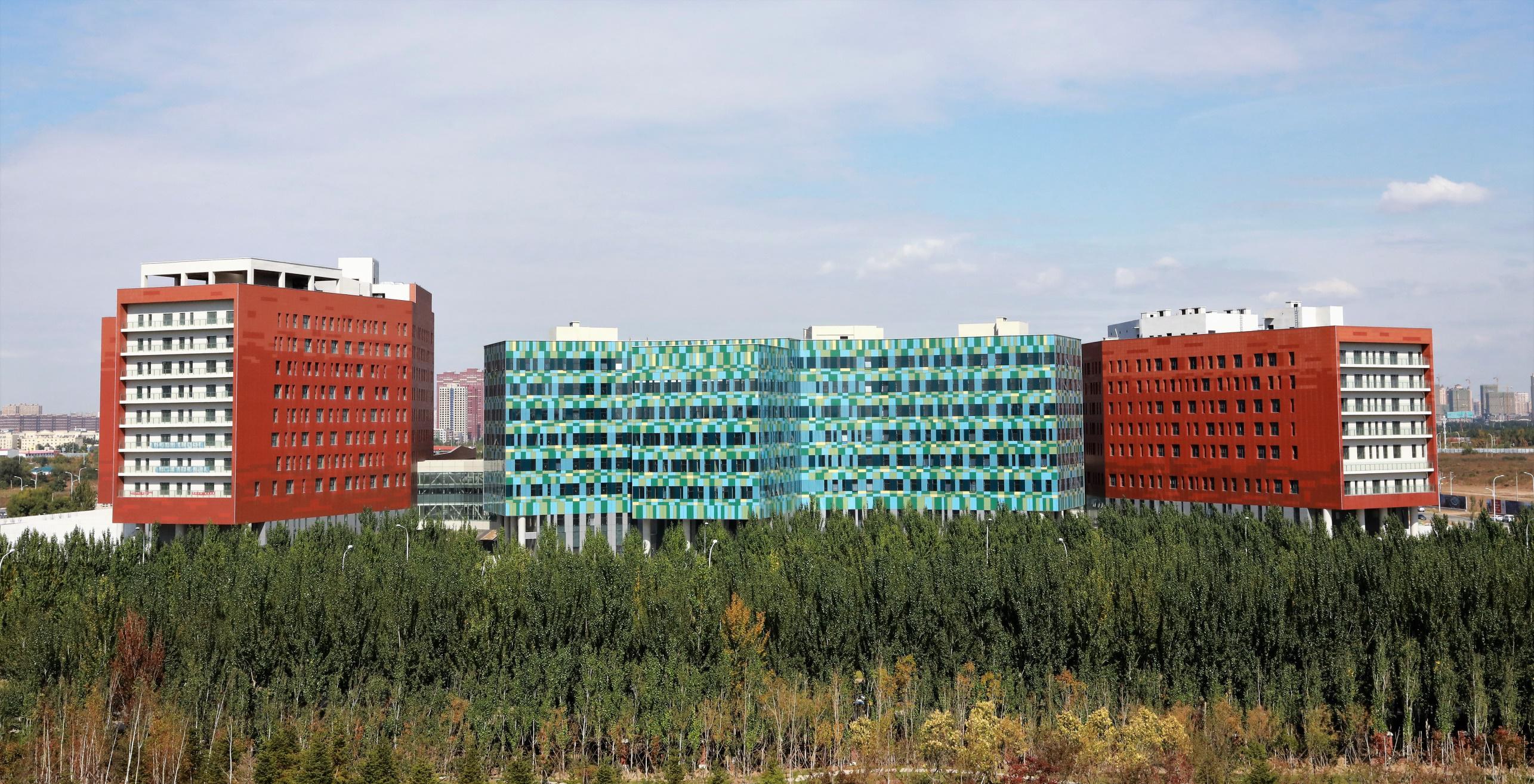 """中国医科大学附属第一医院浑南院区一期工程迎接""""沈、长、哈三市优质工程观摩"""""""